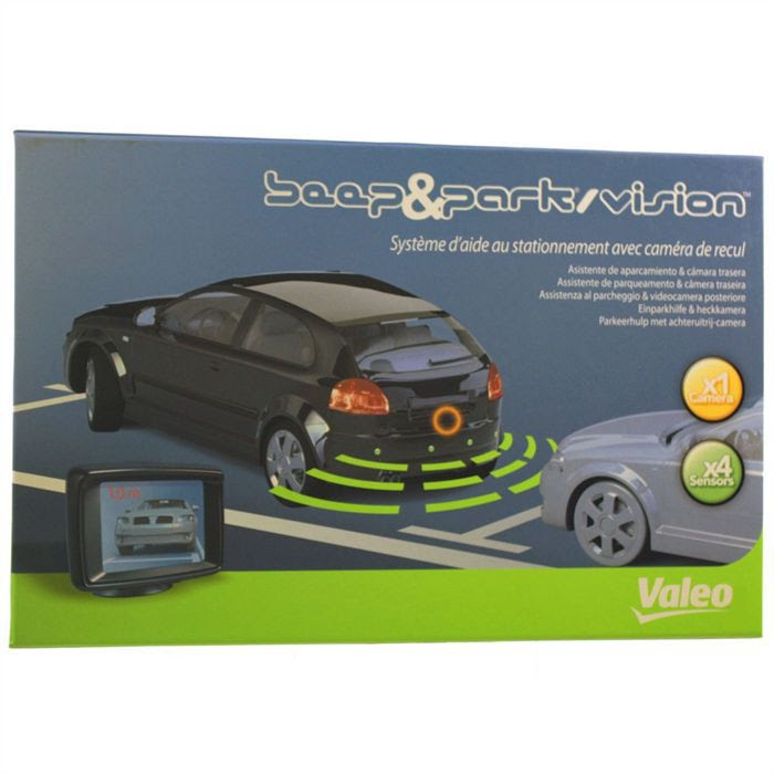radar de recul 8 capteurs pour camping car. Black Bedroom Furniture Sets. Home Design Ideas