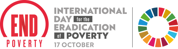 International Day for the Eradication of Poverty October 17, 2018 - Notes and Theme