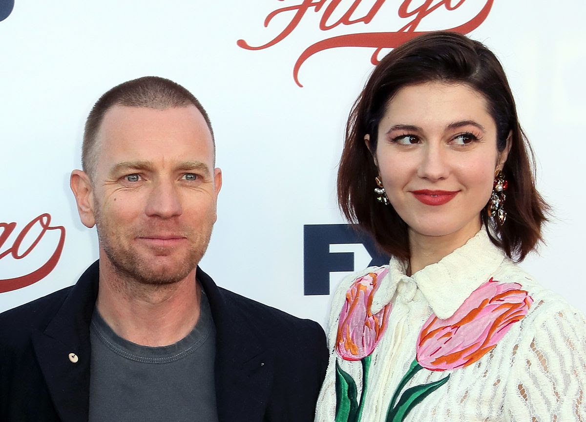 Ewan McGregor's daughter blasts his girlfriend Mary Elizabeth Winstead on Instagram as 'a piece of trash'