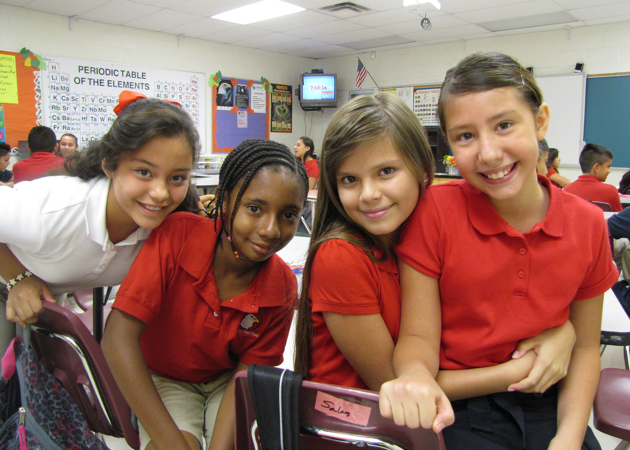 First day of school brings excitement, new faces and new places to ...