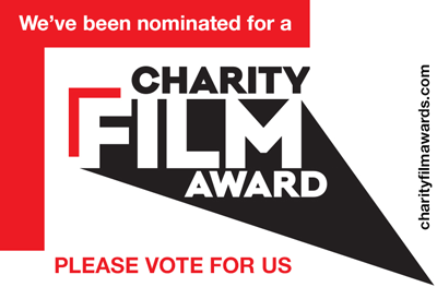 DanceSyndrome Films Shortlisted for Charity Film Awards! - DanceSyndrome