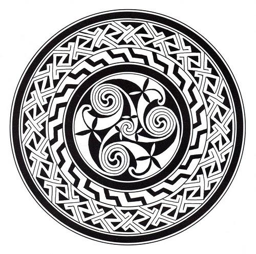 Celtic Design 043