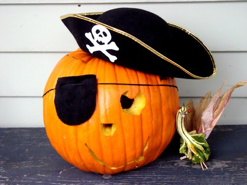 carved pirate