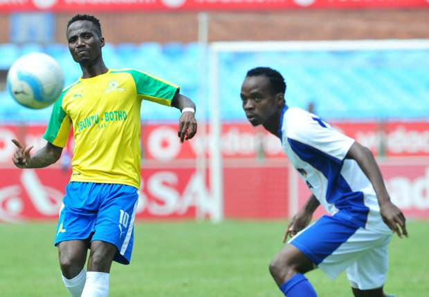 Kaizer Chiefs reportedly monitoring Teko Modise's situation at Sundowns