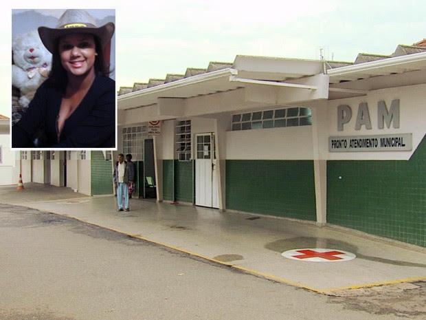 Menina de 21 anos morre com suspeita de dengue em Três Pontas (Foto: Reprodução EPTV)
