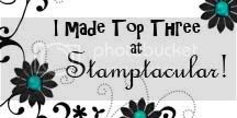 Top 3 blinkie Stamptacular