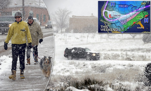 Winter super storm strikes across 24 states affecting millions