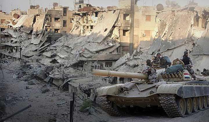 Αποτέλεσμα εικόνας για Καταρρέει η εκεχειρία στη Συρία