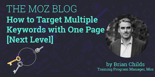 How to Target Multiple Keywords with One Page - Next Level