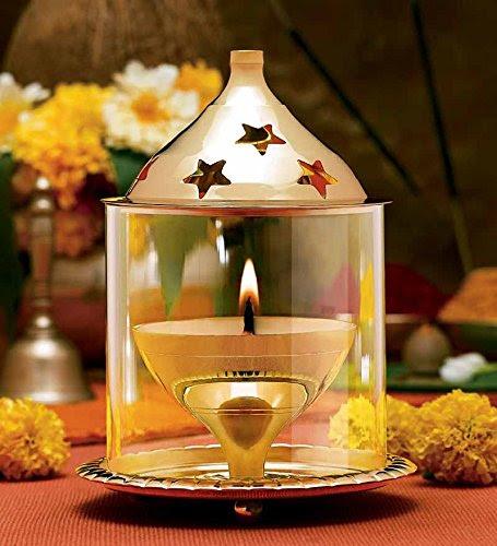 Beautiful Multi-colored Diyas For The Diwali Festival