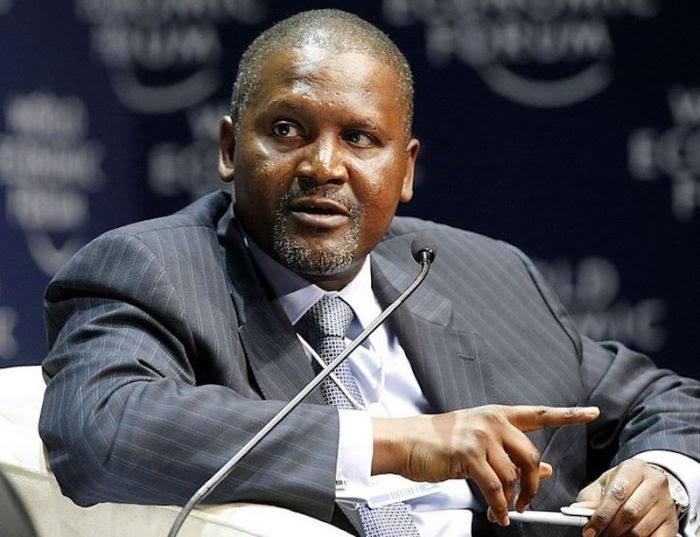 Aliko Dangote Donates N300m Business School To University Of Ibadan