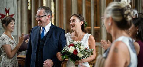 Dad's Speech At His Daughter's Wedding