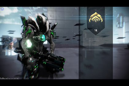 Warframe Mastery Rank 5 Rewards