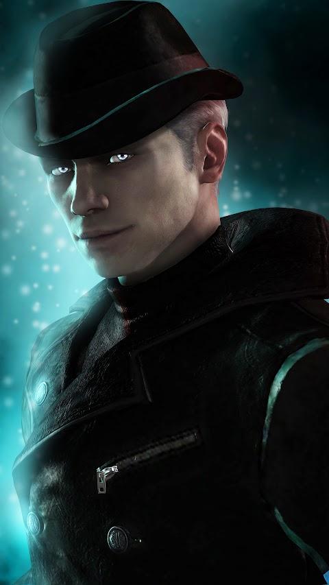خلفية شخصية ديفل ماي كراي بدقة عالية من لعبة hd