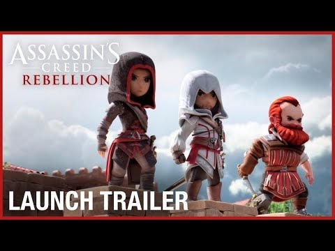 Let's Get Mobile with Assassin's Creed Rebellion