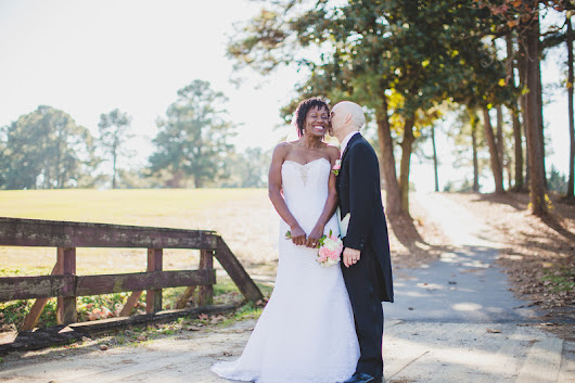 Fort Bragg Wedding of their dreams