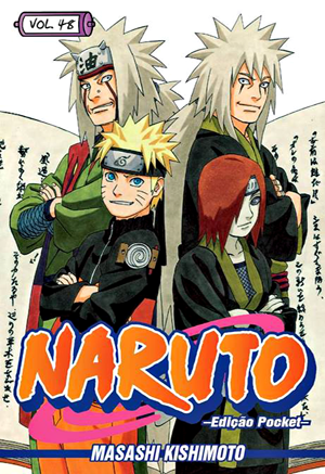 Naruto Pocket 48