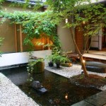 Great Home Garden Design Model