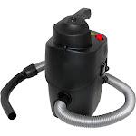 Keystone SmartVac 4.5 HP Self-Cleaning Hand-Held Indoor/Outdoor Dry VAC, Black