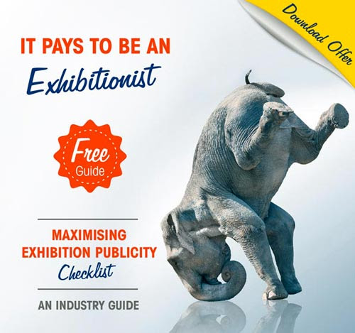Guide to PR and Publicity Opportunites when Exhibiting at Trade Exhibitions