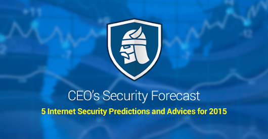 From Our CEO: 5 Security Predictions for 2015 - Heimdal Security Blog