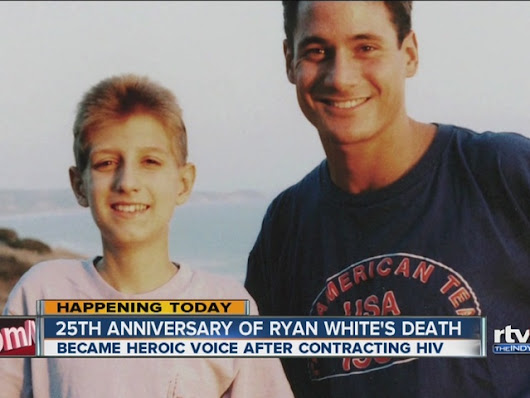 Ryan White remembered 25 years later