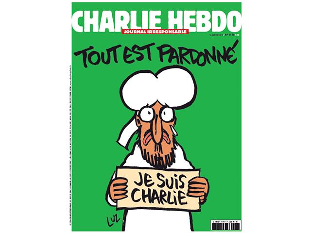 Charlie Hebdo 1/14