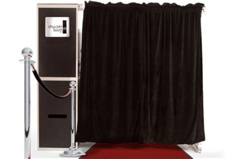Photo Booth Charleston SC: ShutterBooth rental