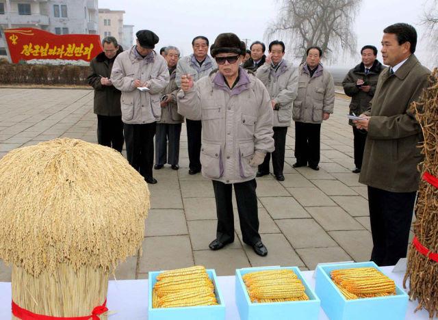 A Diary of North Korean Supreme Leader Life (31 pics)