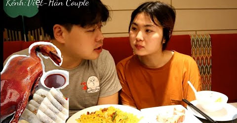 Vịt Quay Bắc Kinh có ngon như mình tưởng? Đi ăn nhà hàng Hồng Kong!