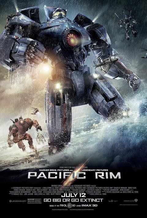 Pacific Rim (2013) 480p | 720p | 1080p BluRay Dual Audio (Hindi + English) Movie