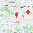 1500 Crossing Place/Faro to 4316 James Casey St, Austin, TX 78745