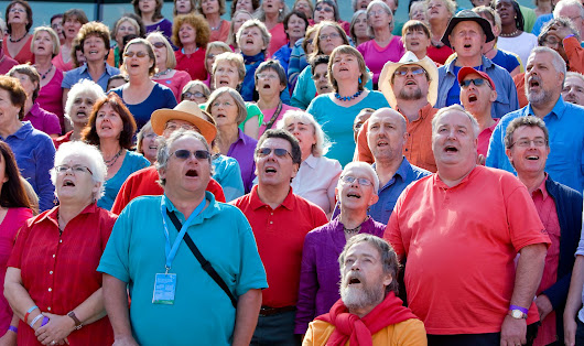 Can singing in a choir make me healthier?