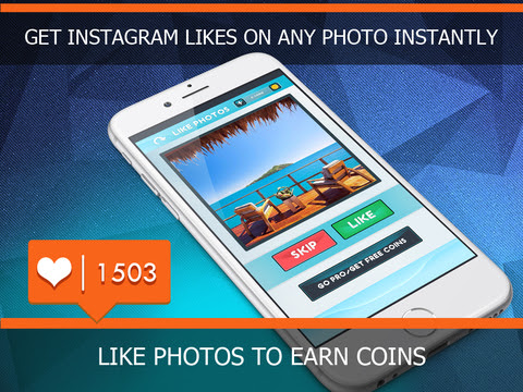 InstaLiker for Instagram (Fast InstaLikes) Buy Instagram Likes and Followers