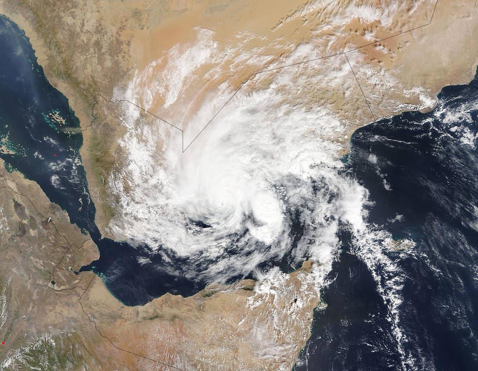 MODIS image of Chapala