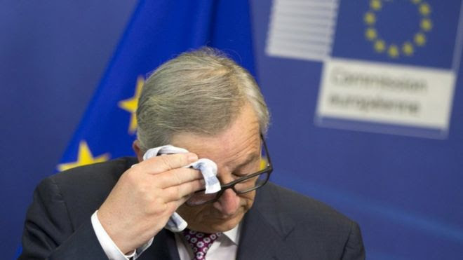 European Commission President Jean-Claude Juncker, file