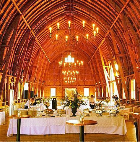 Sugarland Barn in Arena, WI (just outside of Madison