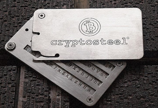 Ledger Cryptosteel Review – the Perfect Solution to Backup Your Ledger Wallet Keys