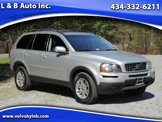 Used 2008 Volvo XC90 3.2 AWD for Sale in Rustburg VA 24588 L & B Auto Inc.