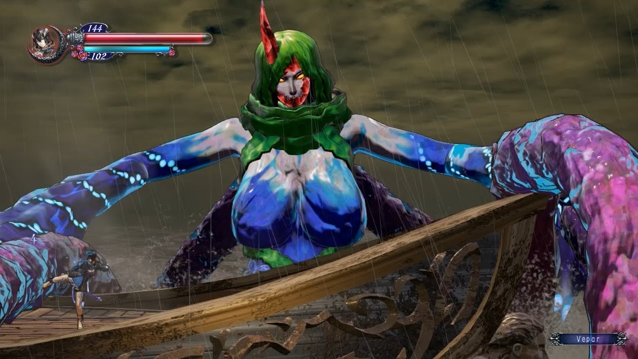 Bloodstained, Kickstarted in 2015, is only '20 to 30 percent' done screenshot
