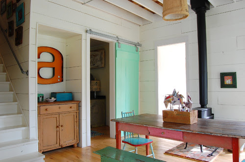 Tour A Fun Eclectic Farmhouse