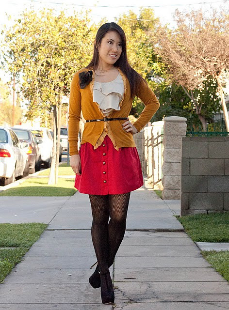 Outfit of the week - Cute & Little