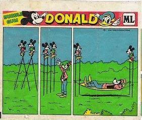 Ностальгия прошлого или великий Дональдо
