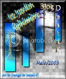 Blog Destak, de Maio/2008