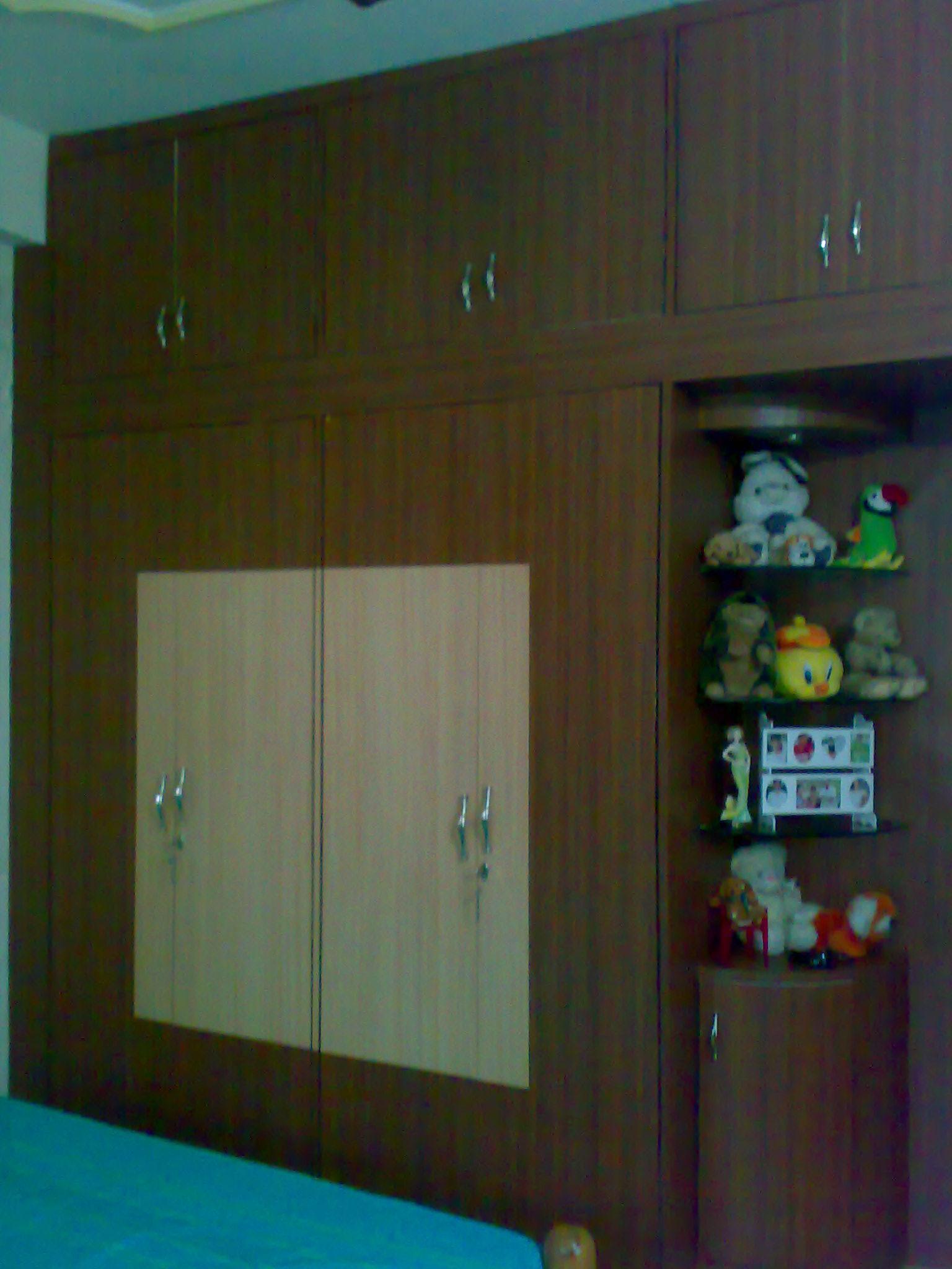 Bedroom Wardrobe Designs India