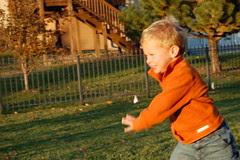 Garrett Running