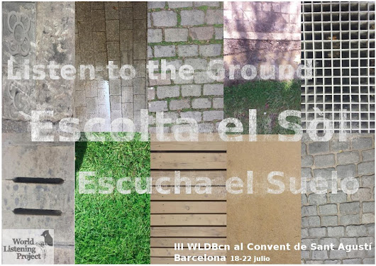 Convocatòria/Convocatoria/Call for works            III WLDBcn al Convent