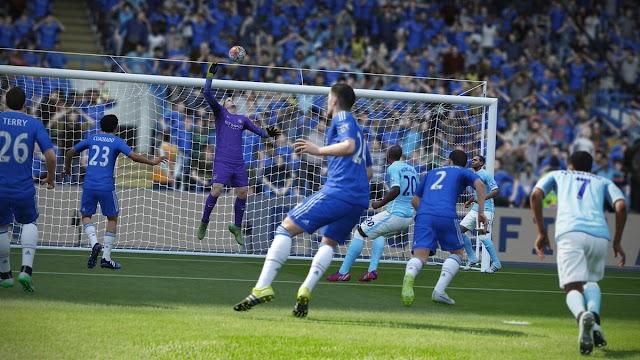 Novidades sobre o FIFA 16 apresentados na Gamescom