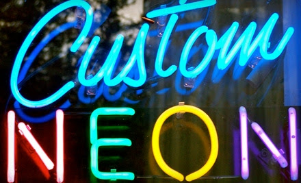 Custom Neon $95 for a Two Hour Glass Bending Class at Custom Neon in Poulsbo ($195 Value)