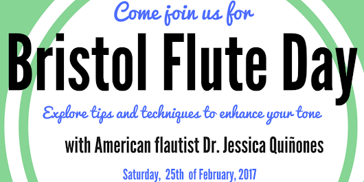 Bristol Flute Day: Explore tips and tricks to enhance your tone